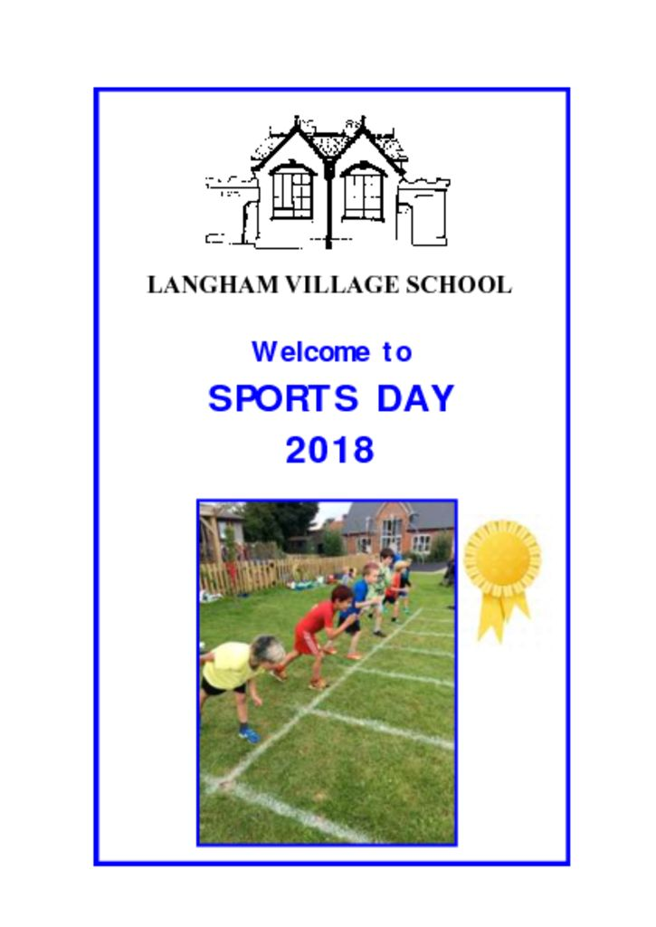 thumbnail of Sports Day 2018